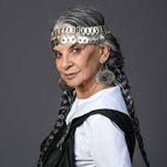 Gabriela Hernández es Rayén Cheuquepan