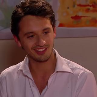 Luis Miguel García en La Sexóloga (Chilevisión, 2012)