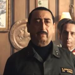 General Sergio Arellano en <i><a href=