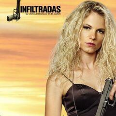 Nina Engel en Infiltradas (Chilevisión, 20119