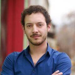 Claudio Labarca en Esa No Soy Yo (TVN, 2015)