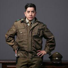 Fernando Godoy es Railef Huaiquimil Cheuquepan