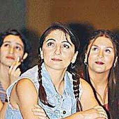 <b>Rosita Bernales</b> en <b>Puertas Adentro </b><i>2003</i>
