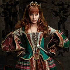 Doña Catalina de los Ríos y Lisperguer