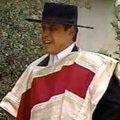 Prudencio Barraza en Aquelarre (1999)
