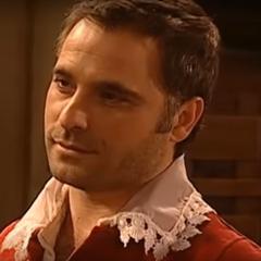 Enrique Enriquez de Malta en La Doña (CHV, 2011)
