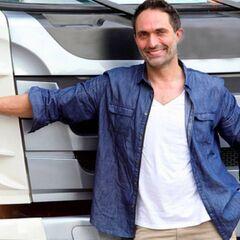 Antonio Flores en El Camionero (TVN,2016)