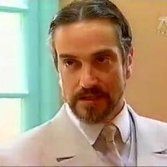 Jose Miguel Inostroza en Pampa Ilusión (TVN, 2001)