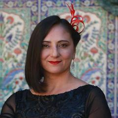 Letizia Nazer en Matriarcas (2015)