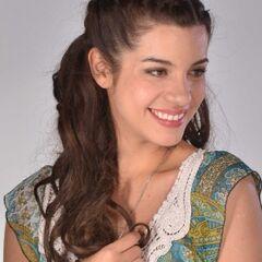 Julia Sepulveda en Solamente Julia (TVN, 2013)