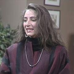 Marcia en Las Dos Caras del Amor (TVN, 1988)