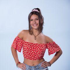 Javiera Gaete como <i>Jacinta Palacios</i>