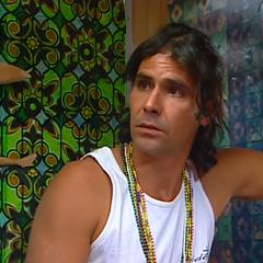 Isidro Martín en <i>El Circo de las Montini</i> (TVN, 2002)