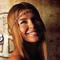 Florencia Risopatrón en Hippie (anal 13, 2004)