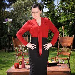 Rebeca López en la Chúcara (TVN, 2014)