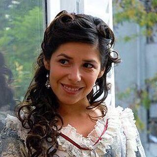 Clementina Cobo en <i><a class=