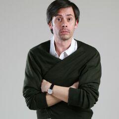 Eliseo Garcés en Veinteañero a los 40 (Canal 13, 2016)