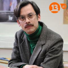Mateo González en <i><a href=