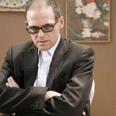 Baltazar Andrade en El Laberinto de Alicia (TVN, 2011)