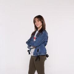 Antonia Aldea como <i>Dominga Costa</i>