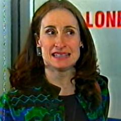 Mónica Barrera en Puertas Adentro (TVN, 2003)