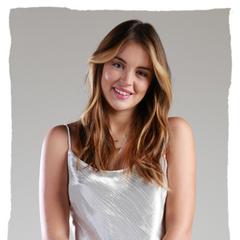 Nicole Bazáez en 20añero a los 40 (Canal 13, 2015)