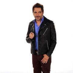 Pablo Macaya es Alexis Castillo
