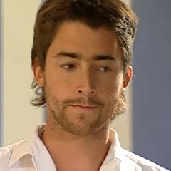Rodrigo Montoya en Descarado (Canal 13, 2006)