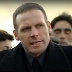 Jacinto Algarañaz en Santo ladrón (TVN, 2000)