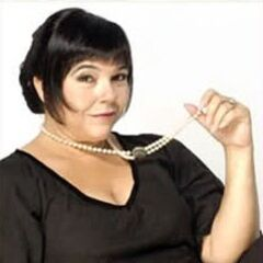 Leonor Santa Cruz en Vivir con 10 (Chilevisión, 2007)