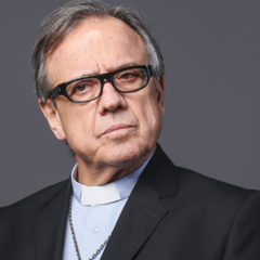 Padre Alamiro Armijo en Pobre Gallo (2016)