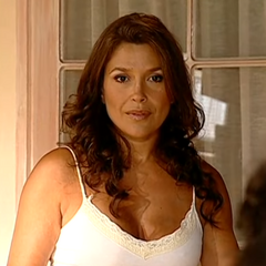 Amanda Cortés en <i><a href=