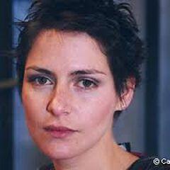 Katina Berger en <a href=