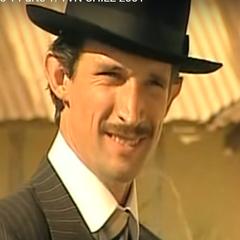 Manuel Clark en Pampa Ilusión (TVN, 2001)