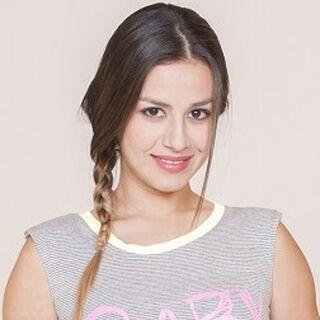 Denise Lagos en Pobre Rico (TVN, 2012)