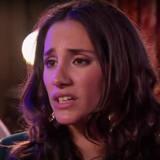 Florencia Garay en La Sexóloga (Chilevisión, 2012)