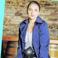 Jacqueline Ortega en <i><a href=