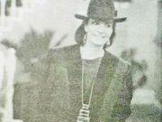 Sonia Fuchs, como Chepa Valdés, en Mi Nombre es Lara