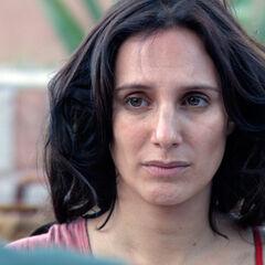 Laura Ferragut en Profugos (HBO,2011)