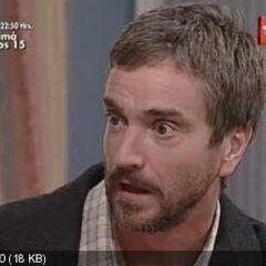 Martin Echaurren en La Fiera (TVN, 1999)