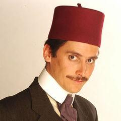 Jamal Abu Kassem en <i><a href=