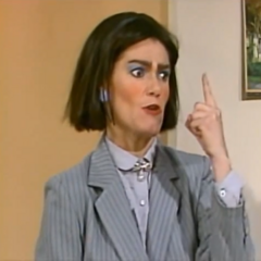 Srta. Astrid en <i><a href=
