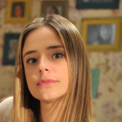 Veronica Tagle en Valio la Pena (Canal 13, 2014)