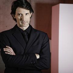 Diego Elizalde en 40 y Tantos (TVN, 2010)