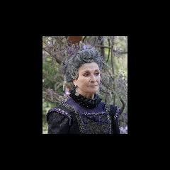 Doña Águeda Flores, Viuda de Lisperguer