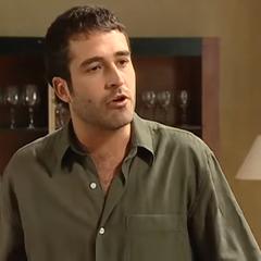 Luciano Mainardi en Brujas (Canal 13, 2005)