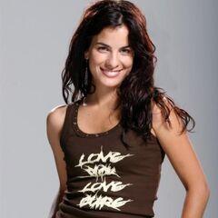 Camila Wood en Alguien te Mira (TVN, 2007)