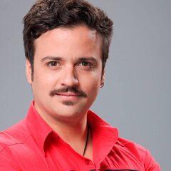 Alcides Castro en El Amor lo Manejo Yo (TVN, 2014)
