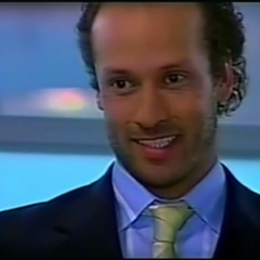 Esteban del Río en Entre Medias (TVN, 2006)