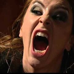 Kiara Montero en Feroz (Canal 13, 2010)
